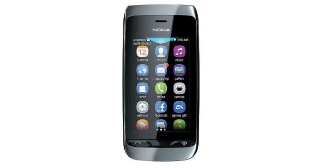 โนเกียเปิดตัว อาช่า 308 และ อาช่า 309 สมาร์ทโฟนราคาประหยัด
