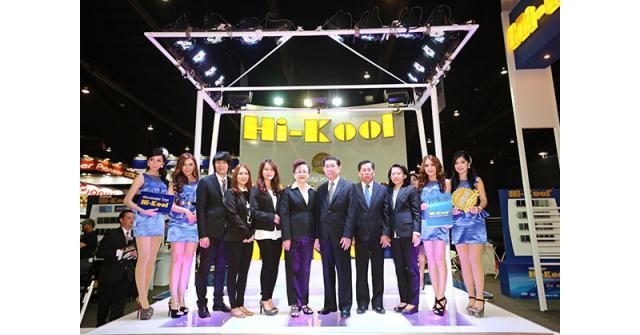 Hi-Kool ไม่หวั่นตลาดรถยนต์ไตรมาสแรกหดตัว เสริมความแกร่งทั้งตลาด After Market และ โชว์รูม