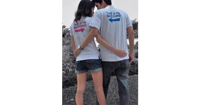 แฟชั่นเสื้อคู่รัก เสื้อคู่สไตล์เกาหลีเพื่อคนมีรัก