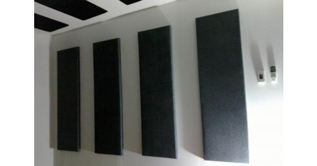 Sound Absorption การดูดซับเสียงหรือการควบคุมเสียงสะท้อน