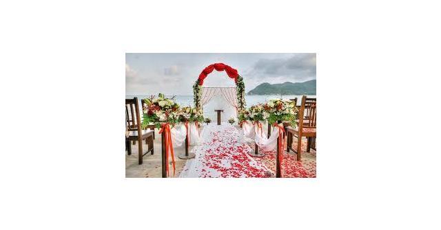 ความสำคัญของดอกไม้ในวันแต่งงาน