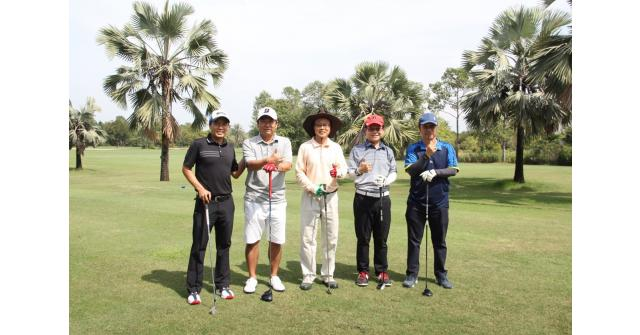 การแข่งขันกอล์ฟ TALA Golf 2018