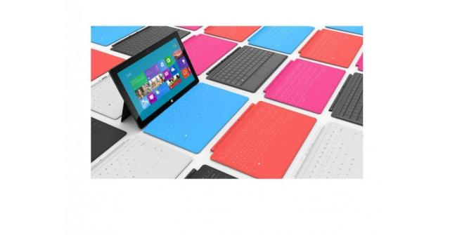 """มาแล้วแท็บเล็ตไมโครซอฟท์ """"Surface"""" (ชมภาพ-วิดีโอ)"""