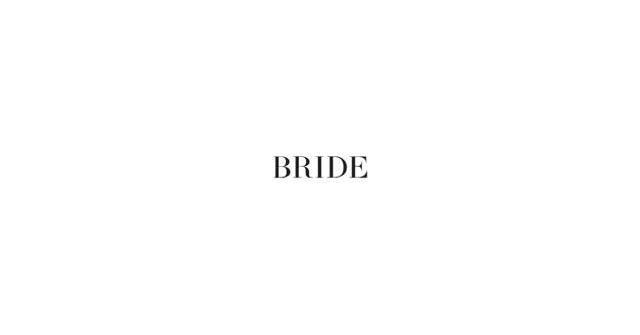 ขอขอบคุณเนื้อหาดีดีจากนิตยสาร BRIDE