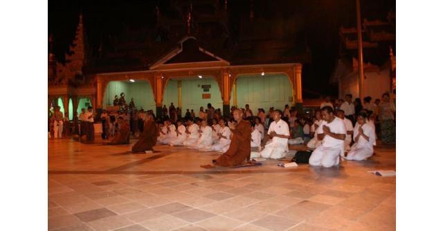 ธรรมสัญจร ประเทศพม่า